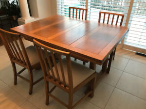 Extending Antique Dining Table