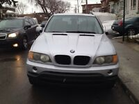 BMW X5 2001 for sell