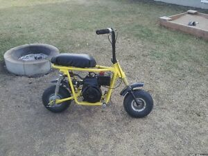 WANTED Keystone Deluxe Mini Bike Parts Peterborough Peterborough Area image 1