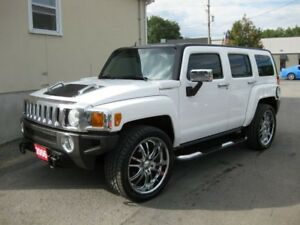 2006 HUMMER H3 Luxury SUV, Crossover