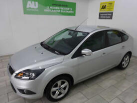 Silver Ford Focus Zetec 1.6 ***FROM £91 PER MONTH***