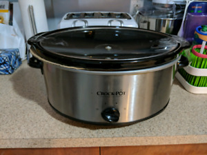 Mijoteuse Crock-Pot 7qt
