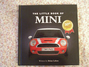 The Little Book of Mini from BMW 50th Anniversary Edition