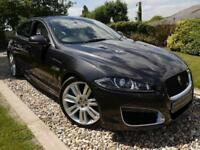 Jaguar Xf V8 R Saloon 5.0 Automatic Petrol
