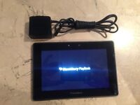 Blackberry Playbook 64 GB in excellent condition.