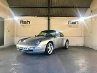 Porsche 911, 993, 3.6 Tiptronic S auto Carrera PX swap