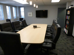 Office space for professional services