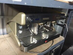 $8,000 2 group espresso machine