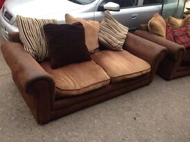 Sofa two seater comfy