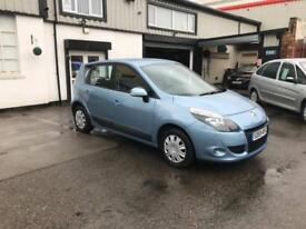 2009/59 Renault Scenic 1.5dCi (106) Expression Diesel 5dr MPV (New Shape) £3995