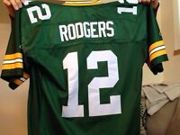 NWT Aaron Rodgers jersey XL