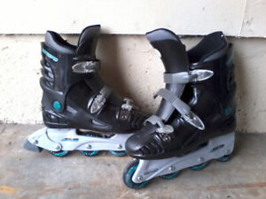 Men's Size   10  Inteprid Rollerblades