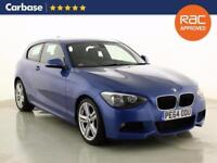 2014 BMW 1 SERIES 120d M Sport 3dr Step Auto