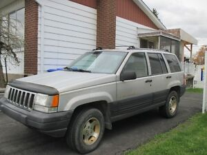 1997 Jeep Grand Cherokee VUS