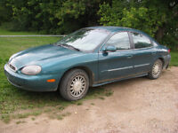 1998 Mercury Sable LS Sedan