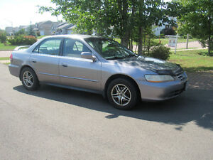 2001 Honda Accord V6 Sedan