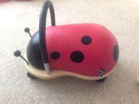 Ladybird Wheelybug