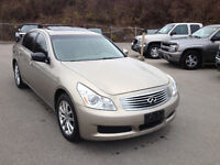 "JUST IN!!! 2009 Infiniti G37x Sedan- ""SAFETY AND SAVE"""