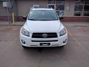 2012 Toyota RAV4 Sport SUV, Crossover