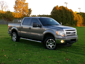 2013 Ford F150 Ecoboost, 73,000 KMS