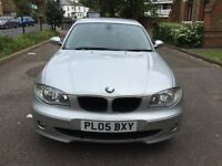 2005 BMW 120D SE,MANUAL DRIVES & CONDITION GREAT,116K FULL SERVICE HISTORY,PARKING SENSORS