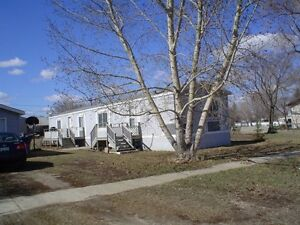 Hanley, SK 1997 mobile home on owned lot