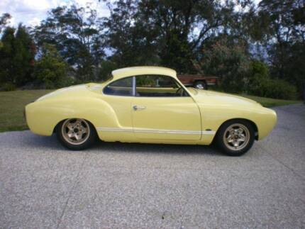 KARMANN GHIA 1961 COMES WITH MANY NEW PARTS Broadbeach Waters Gold Coast City Preview