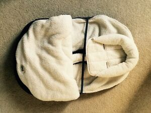 JollyJumper car seat winter cover