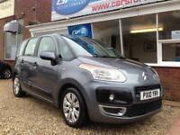 2010 10 Citroen C3 Picasso 1.6HDi VTR+ FINANCE AVAILABLE