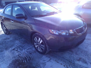 2013 Kia Forte Sedan Heated Seats