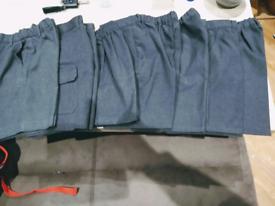 7 pairs of boys school shorts