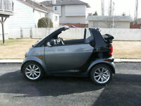 2006 Smart Fortwo Cabriolet Passion Convertible