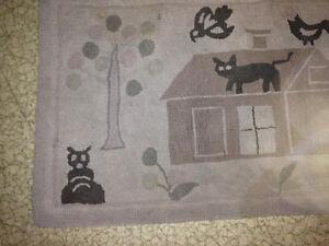 antique american hand hooked rug Stratford Kitchener Area image 9