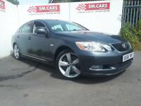 2006 56 LEXUS GS 300 3.0 CVT LE 4 DOOR.GREAT COLOUR,AMAZING VALUE.MASSIVE SPEC .