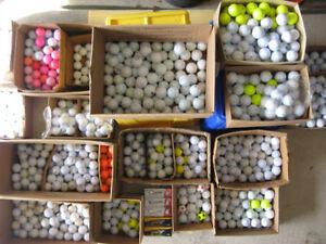 Golf Balls (Hitaways)
