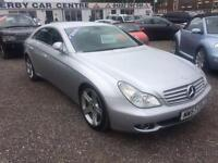 2007 MERCEDES BENZ CLS CLS320 CDI Tip AUTOMATIC DIESEL