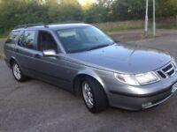Saab 9-5 linear tid automatic estate