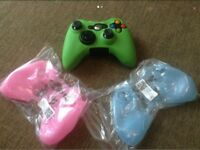 NEW XBOX 360 Controller Protective Gel Skins NEW