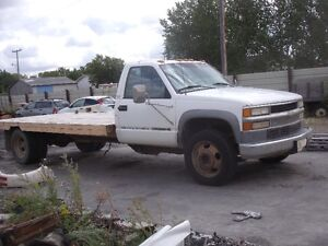 1998 Chevrolet 3500 HD Moose Jaw Regina Area image 5