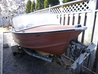 16 Ft. Star Craft Aluminum Boat