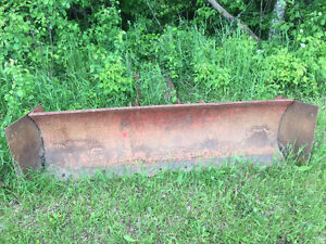 "Snow Plow Blade for Ford tractor etc., 77.5""x22"""