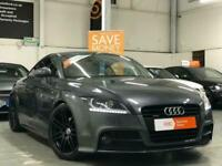 2012 Audi TT 2.0 TD Black Edition S Tronic 2dr Coupe Diesel Automatic