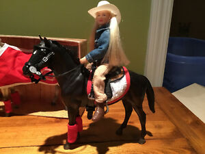 Breyer (Saddle Club) Horses, Doll and Accessories Strathcona County Edmonton Area image 2