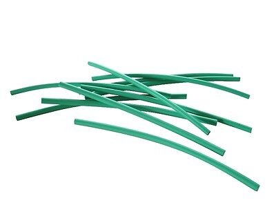 6 7/12ft Heat Shrink Tube Green 0 3/32in Auf 0 1/16in Ideal for Thin (Heated 16in Strand)