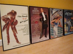 New York Theatre Play Poster Cards