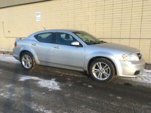 2012 Dodge Avenger SXT Sedan ONLY 100K!