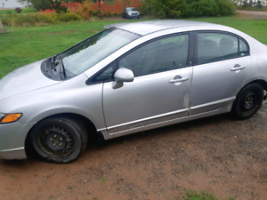2006 honda civic  PARTS OR REPAIR