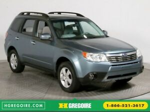 2010 Subaru Forester TOURING AWD AUTO A/C TOIT PANO MAGS