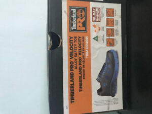 Brand new timberland pro velocity alloy safety shoes