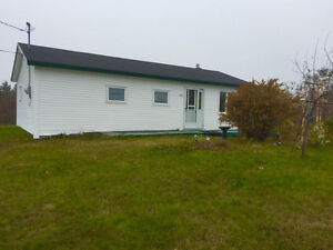 FOR SALE! Beautiful home with 3/4 acres of land in Chapel's Cove